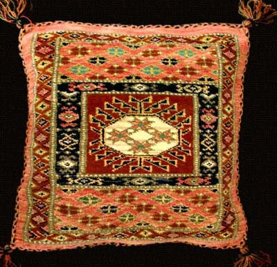 Tekke cushion cover