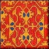 Custom made Reproduction Lotto oriental Rug